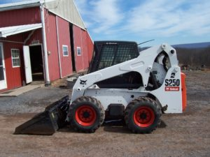 Мини погрузчик Bobcat S 250